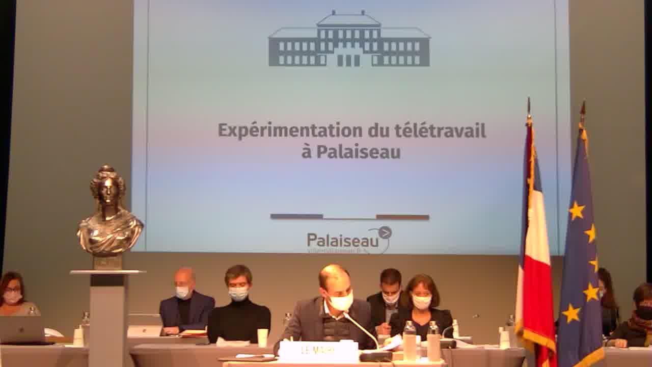 Convention d'intervention foncière entre la Ville de Palaiseau, la Communauté d'agglomération Paris-Saclay (CPS) et l'Etablissement Public Foncier d'Ile-de-France - Avenant n°2