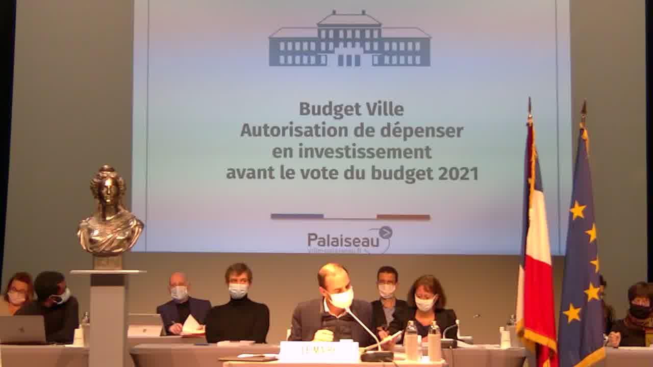 Avance sur la subvention 2021 du CCAS